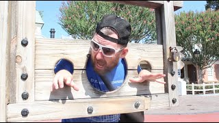 Adam The Woo goes to Magic Kingdom - Walt Disney World 2015