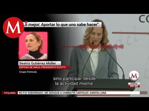 Xxx Mp4 Beatriz Gutiérrez Müller Irresponsable Que AMLO No Acepte Protección 3gp Sex