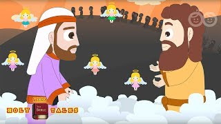 The Birth of Jesus Christ I Christmas Stories I Animated Children's Bible Stories