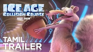 Ice Age: Collision Course | Tamil Trailer | Fox Star India
