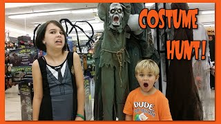 Halloween Costume Shopping Hunt - Doctor Who, My Little Pony, Monster High, Minecraft and More!