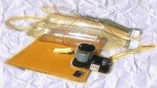 How to make a Powerfull mini Air Compressor