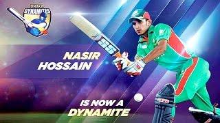 Dhaka Dynamites - Player List for  Bangladesh Premier League | BPL  2015