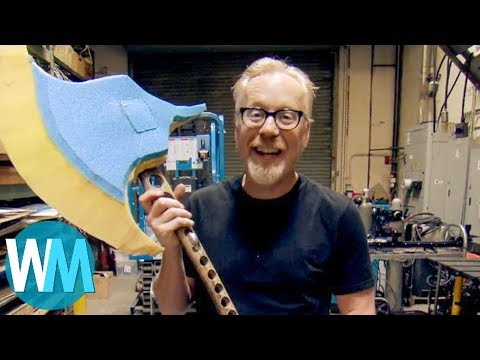 Top 10 Myths Confirmed by the MythBusters