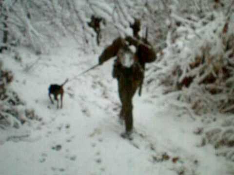 na lov zima 2008 resen