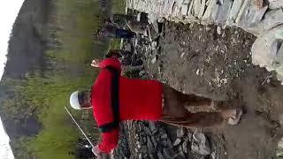 Kashmiri pag baleay dance