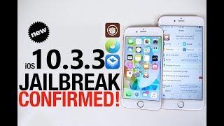 iOS 10.3.2/10.3.3 Jailbreak - How to Jailbreak iOS 10.3.3 / 10.3.2 - Cydia 10.3.3 [2017]