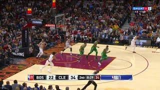 Quarter 2 One Box Video :Cavaliers Vs. Celtics, 10/16/2017