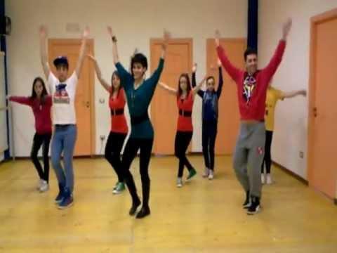 Tche Tche ReRe Joey&Rina Impara i Passi Balli di Gruppo 2013