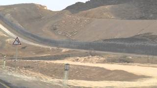 Israel Builds Fence Along Sinai Border