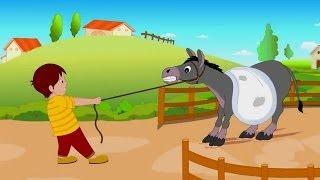 Donkey Donkey - Nursery Rhyme With Lyrics