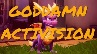 Spyro Reignited Trilogy's Physical Edition Requires You To Download Two Thirds Of It