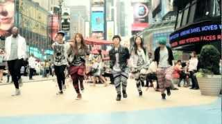 Maximum / Cry Cry / History Dance Cover by I LOVE DANCE