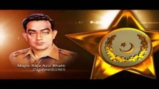 Major Aziz Bhatti - Nishan-e-Haider
