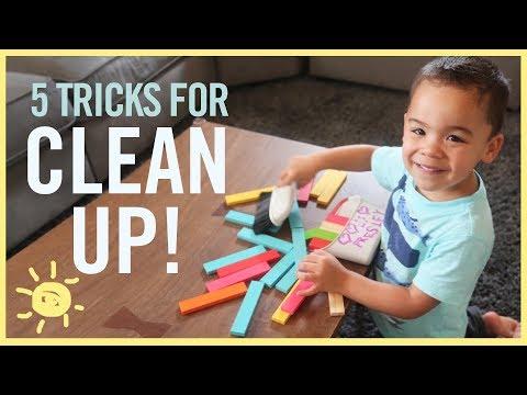 Xxx Mp4 5 Tricks To Get Kids To CLEAN UP 3gp Sex