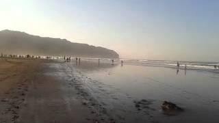 ber ATV ria di pantai parangteritis