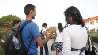 desi girl full masti with boyfriend in public area