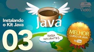 Curso de Java #03 - Instalando o JDK no seu Computador - Gustavo Guanabara