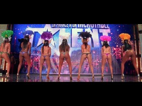 Meu Brasil France s Got Talent 2013 audition Week 5