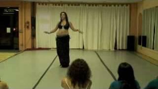 Kaotar - Bellydance Performance Class