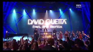 David Guetta - Dangerous ft. Sam Martin (Live at NRJ 16th Music Awards)