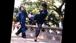 Bruce Lee - Enter The Dragon Through Pictures Part 1