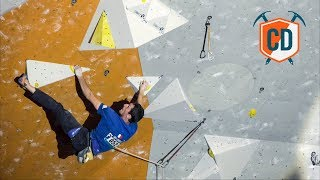 It's All Kicking Off In Scotland: IFSC Lead Highlights | Climbing Daily 1014