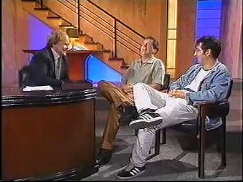 Frank Skinner and David Baddiel interview, Oct 1995