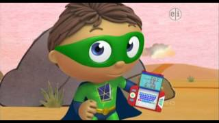 005 Super Why    The Tortoise and the Hare