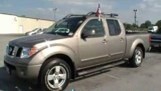 2007 NISSAN FRONTIER 4X4 CREW in CHATTANOOGA a MTN VIEW CHEVY TRADE