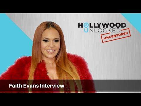 Xxx Mp4 Faith Evans On B I G Lil Kim Collab On Hollywood Unlocked UNCENSORED 3gp Sex