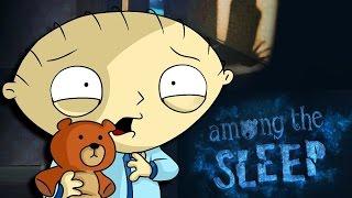 Stewie Plays Among The Sleep!