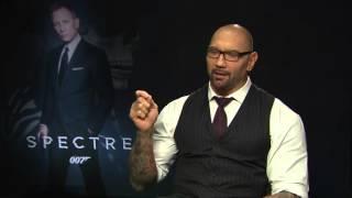 Batista Interview  2016 WWE Friends The Rock Etc