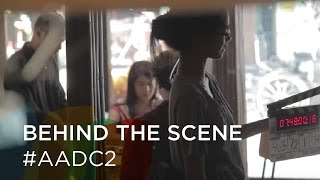 Behind The Scene Ada Apa Dengan Cinta 2