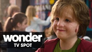 "Wonder (2017 Movie) Official TV Spot - ""He's Ready"" – Julia Roberts, Owen Wilson"