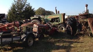 OLD FARM EQUIPMENT / TREASURE HUNTER