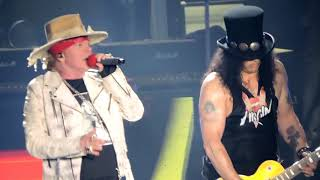 Guns N' Roses Sweet Child O' Mine Last Concert LA Forum 2017