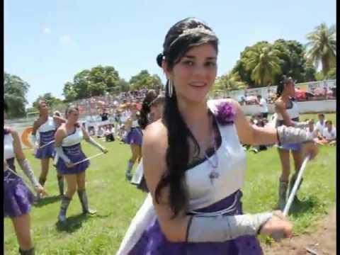 Resumen de los desfiles patrios en Honduras 15.9.11