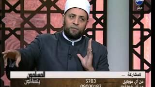 #المسلمون_يتساءلون :  هل ظهرت علامات الساعة الصغرى كلها أم لا ... شاهد رد الدكتور رمضان عبد الرازق