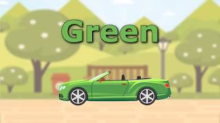Street Vehicles For Kids Compilation - Learn Names and Sounds of Cars, Trucks, Fire Engines, Pickup
