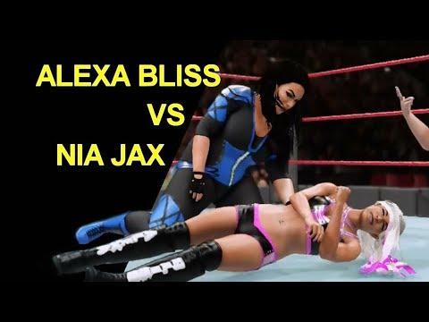 Xxx Mp4 WWE 2K18 Alexa Bliss Vs Nia Jax 3gp Sex