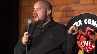 Rob Thomas | LIVE at Hot Water Comedy Club