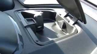 How to turn your Chevy Volt on with a dead key fob