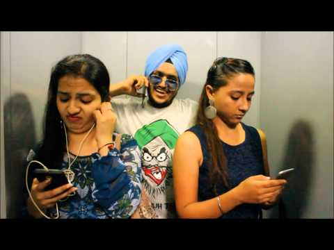 Indians in Lift