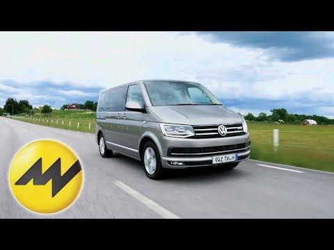 VW Bus T6 Multivan Generation Six Sondermodell im Test