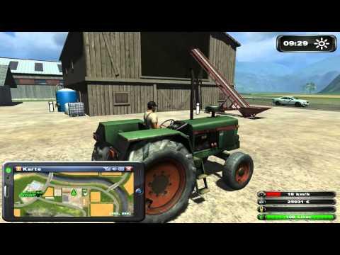 Let s Test Landwirtschaft Simulator 2011 Deutsch HD