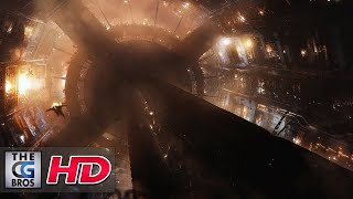 """CGI & VFX Breakdowns: """"Riots Making Of A Concept"""" - by Marco Iozzi"""