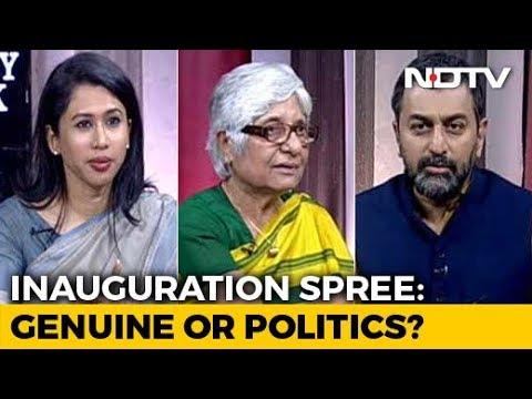 Government vs Politics PM Blurs Lines