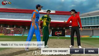 4th June ICC Champions Trophy India Vs Pakistan World Cricket Championship 2 Gameplay