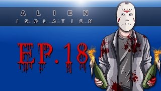 Delirious Plays Alien: Isolation Ep. 18 (Getting off this ship!)
